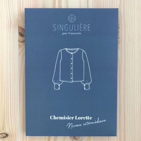 Lorette shirt - Cousette