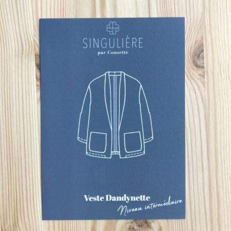 Dandynette jacket - Cousette