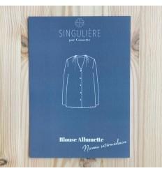 Allumette Blouse - Cousette