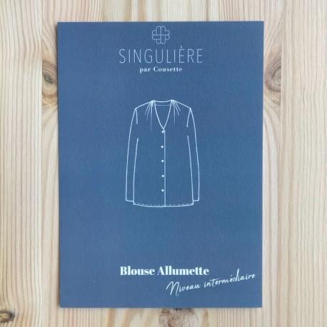 Blouse Allumette - Cousette