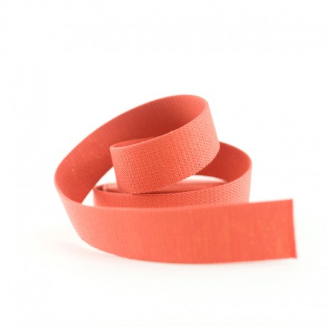 Tassenband - Donker Persimmon