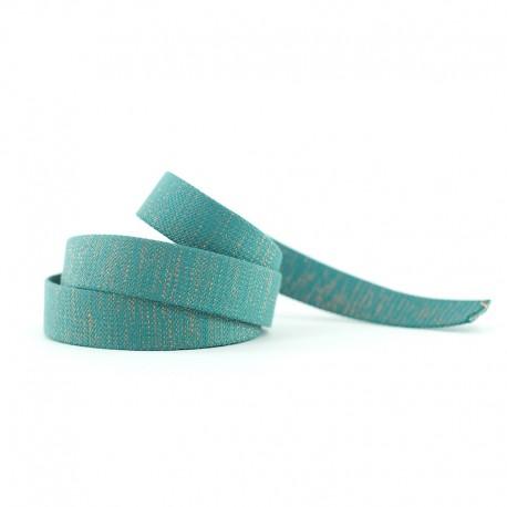 Tassenband - Slate Blau-Grün