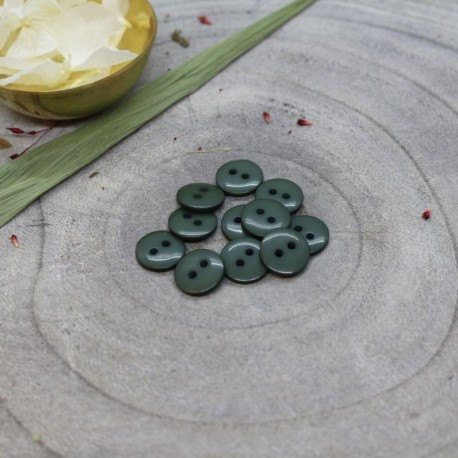 Classic Shine Button - Cedar