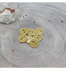 Joy Buttons Atelier Brunette - Mustard