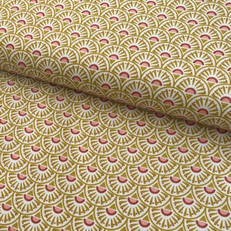 Coton Retro - Ochre