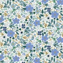 Wild Rose Blue - Rifle Paper Co