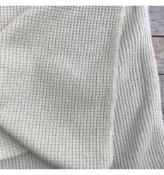 Lurex knit - Ecru