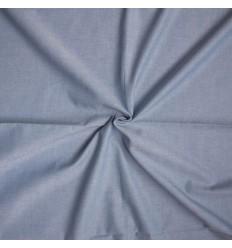 Batiste de coton - Bleu