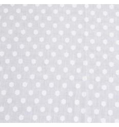 Cotton Voile Dots