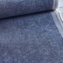 Cotton Linen Navy