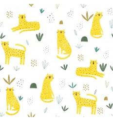 Jersey Leopard - Katia Fabrics