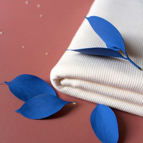 Bündchen Off-White - Atelier Brunette