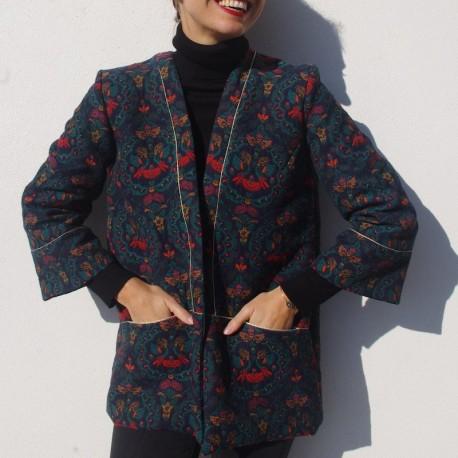 Sable Jacket - Maison Fauve