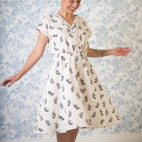 BYZANCE Dress, Top - Maison Fauve