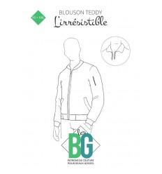 BLOUSON L'irrésistible - Les BG