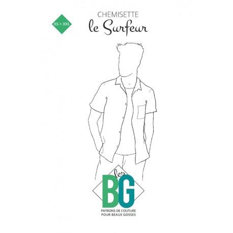 The Surfeur Shirt - Les BG