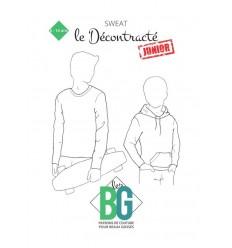 Sweat Le Décontracté Junior - Les BG