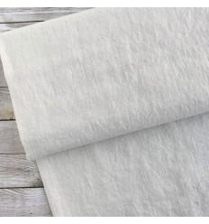 COUPON Lin lavé - Blanc cassé