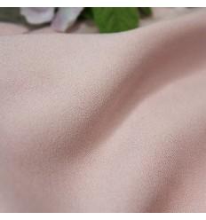Pearl Pink Viscose Crêpe - Eglantine & Zoé
