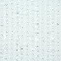 Double Gauze Embroidery- White
