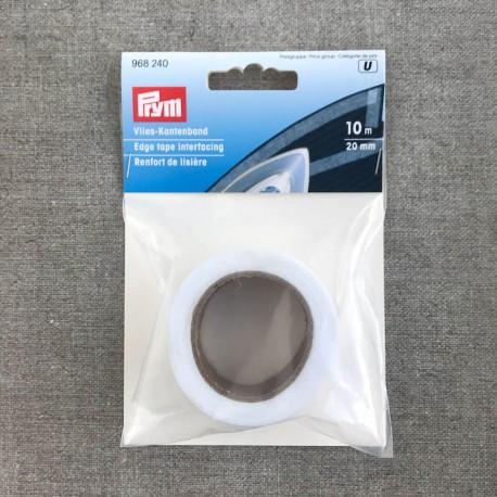 Edge tape interfacing Prym - White