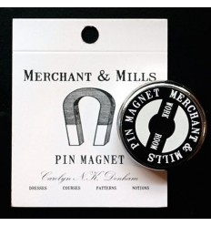 Pin Magnet - Merchant & Mills