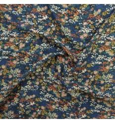 REMNANT Floral River Viscose - Lady McElroy