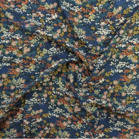 Floral River Viscose - Lady McElroy