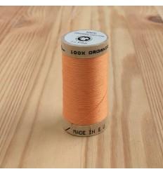 Fil Coton Bio - Orange