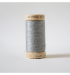 Organic Cotton Thread - Steel