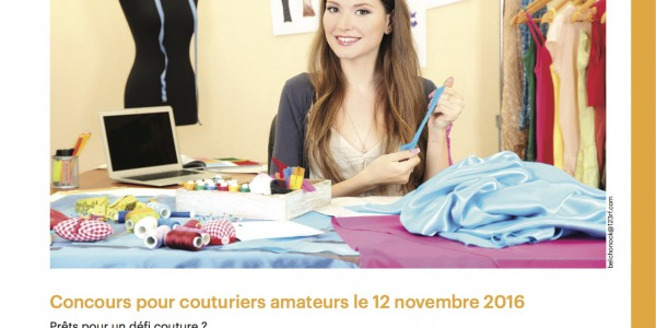 Take part in a sewing competition